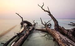 Sunset on Kri Island