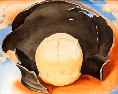 It Was a Man and a Pot (Thomas Hawk) Tags: america california crockerartmuseum georgiaokeeffe itwasamanandapot museum sacramento usa unitedstates unitedstatesofamerica painting us