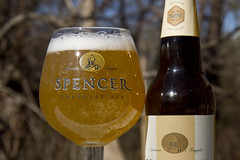 "Spencer ""Feierabendbier"" (brucetopher) Tags: spencertrappistale indiapaleale stjosephsabbey spencerbrewery spencer trappist ale india pale cloudy opaque orange yellow flavorful hops craft beer brew craftbeer craftbrew smallbatch americancraftbeer drink festive special celebration monk monks trappistmonk winter sunshine sunny sun spring earlyspring latewinter golden"