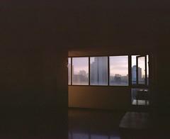 (dying slowly) Tags: makina makina67 120 filmism film light apartment