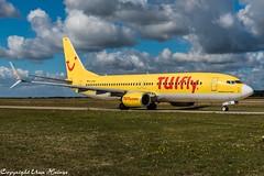 TUIfly D-ATUA (U. Heinze) Tags: aircraft airlines airways airplane flugzeug planespotting plane haj hannoverlangenhagenairporthaj eddv nikon d610 nikon28300mm
