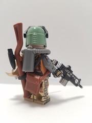 Sarlacc Survivor (TK-1776) Tags: lego legostarwars legobobafett customlego custom customlegominifigure minifigco minifigure eclipsegrafx brickarms