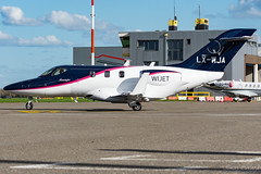 Wijet_Hondajet_LX-WJA_ANR_MRT19 (Jonas_Evrard) Tags: aviation airport aircraft airplane antwerp antwerpairport spotting spotter photography planespotting plane planes planespotter