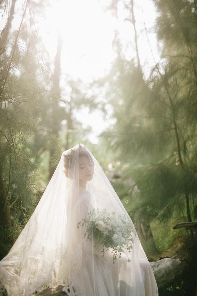 台南自助婚紗 女生都愛的仙仙風格婚紗 032