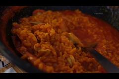 Rice at Miguel Ángel Restaurant (Iker Merodio   Photography) Tags: rice arroza tomato miguel angel restaurant jatetxe punta del moral isla canela ayamonte huelva ricoh gr ii 2 food gastronomy gastronomical route