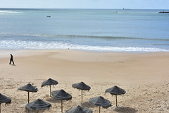 Spring weather (pedrik) Tags: cascais portugal beach sea shore seaside d7200 nikkorafsdx35mmf18g sooc spring