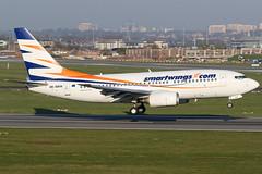 OK-SWW 11042019 (Tristar1011) Tags: ebbr bru brusselsairport smartwings boeing 737700 b737 oksww