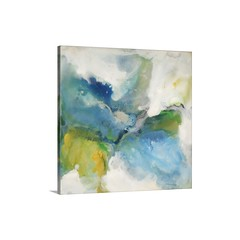 Green Ethos I Wall Art-Canvas-Gallery Wrap-Contemporary abstract Painting Of Saturated blue and green tones in a Swirling motion.  Check out our website: https://spaceplug.com/green-ethos-i-wall-art-canvas-gallery-wrap.html . . . . #spaceplug #wallart #ca (spaceplug) Tags: canvas art shop marketplace mood spaceplug buy sell wallart like4like photo abstract gallewwrap home painting canvasart decor greenethos photography follow4follow