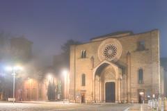 chiesa di San Francesco (sergiotumm) Tags: lodi lombardia nebbia foschia smog