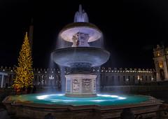 _DSC7704bb (argante67) Tags: fontana fontanadelbernini sanpietro piazzasanpietro vaticano roma