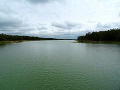 Lake Murray, Oklahoma (MarkusR.) Tags: dsc00217 mrieder markusrieder vacation urlaub fotoreise phototrip usa 2018 usa2018 oklahoma lake see landscape landschaft lakemurray lakemurraystatepark ardmore