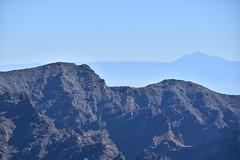 Rim and Teide (PLawston) Tags: spain canary islands la palma roque de los muchachos parque nacional caldera taburiente rim teide tenerife volcano