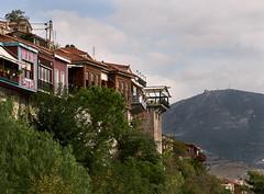 molyvos (andreas.katifes) Tags: molyvos lesvos steep architecture greece