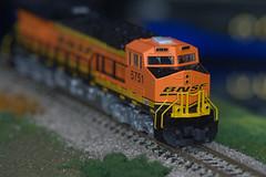 BNSF Hobby 2019.01.13.18.08.50 (Jeff®) Tags: jeff® j3ffr3y copyright©byjeffreytaipale hobby macromondays modelrailroad railroad train locomotive bnsf