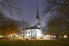 St Paul's, St Paul's Square, Birmingham 24/11/2018 (Gary S. Crutchley) Tags: st pauls church jewellery quarter birmingham uk great britain england united kingdom urban town townscape west midlands westmidlands nikon d800 history heritage local night shot nightshot nightphoto nightphotograph image nightimage nightscape time after dark long exposure evening travel street slow shutter raw of cofe anglican religion christianity faith worship gospel christ