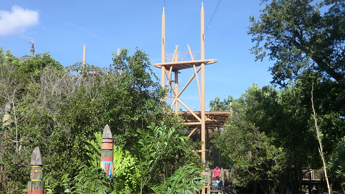 Florida - Tampa:  Busch Gardens Theme Park