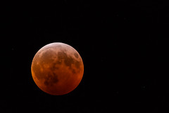 Lunar Eclipse - Totality (hao$) Tags: lunar eclipse super blood wolf moon totality
