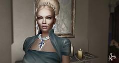 Salvator Mundi (olyviadecuir) Tags: chopzuey queenofink azul jumo slackgirl catwa deetalez wrensnest
