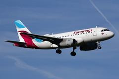 Eurowings A319-132 (nickchalloner) Tags: dagwc airbus a319132 a319100 a319 100 132 eurowings ewg ew london heathrow airport egll lhr