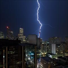 lightning_cntower_02_8779820384_o (wvs) Tags: cntower lightning longexposure night toronto ontario canada can