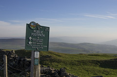 Sign 169 (Mike Serigrapher) Tags: sponds hill pnfs 169 lyme handley cheshire peakdistrict