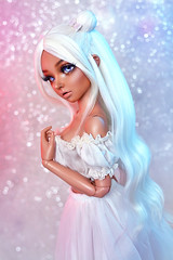 (4arllin) Tags: bjd doll msd mnf minifee fairyland tan