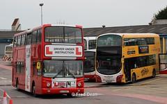 Dublin Bus AV267 (02D20267). (Fred Dean Jnr) Tags: av267 capwelldepotcork march2019 busathacliath 02d20267 volvo b7tl cork alexander alx400 buseireanncapwelldepot capwell buseireann b5tl wright wrightbus eclipse gemini3 alloverad todayfm drivertrainingvehicle dublinbusdrivingschool dublinbus vwd42 151c7159