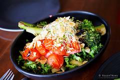 20190304-04-Quinoa, beetroot hummus and broccolini salad at Ginger Brown in Hobart (Roger T Wong) Tags: 2019 australia gingerbrown hobart metabones rogertwong sigma50macro sigma50mmf28exdgmacro smartadapter sonya7iii sonyalpha7iii sonyilce7m3 tasmania broccolini cafe food hummus lunch quinoa