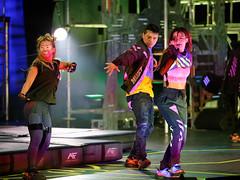 1B5A5505 (invertalon) Tags: acadamy villains dance crew universal studios orlando florida halloween horror nights 2018 hhn hhn18 hhn2018 americas got talent agt canon 5d mark iii high iso 5d3 theater group