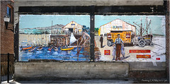 Murial Old Downtown Pittsburg ~ May 2015 (jerrywb2010) Tags: pittsburgca contracostacounty eastbay sfbayarea art mural outdoors streetscene citystreets cityscene urban