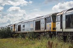 60033, Toton (JH Stokes) Tags: class60 toton dbcargo stored diesellocomotives trains trainspotting tracks transport railways locomotives photography 60033
