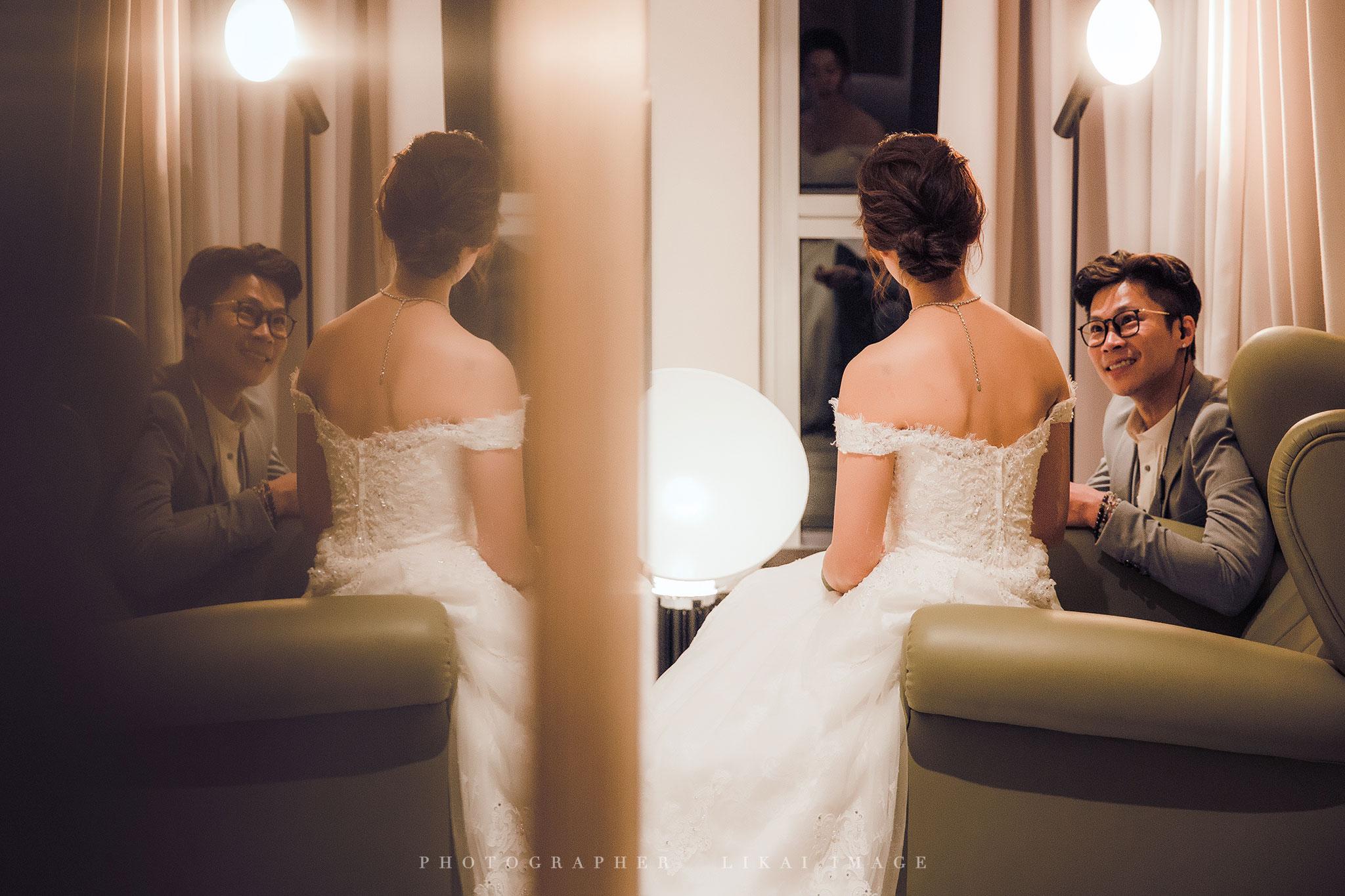 婚禮紀錄 - 安晴 & 泰銓 - 喜來登酒店