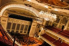 Cincinnati Music Hall (Euphoria070) Tags: musichall music oldstructure cincinnati ohio architecture downtown stage chandelier