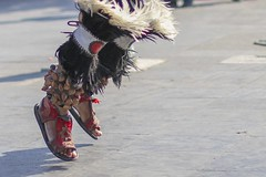 (Orange Turnip) Tags: culture feet nativeamerican heritage floating dance piedi cultura danza ballo mexico mexicocity aztec azteco folkloristico