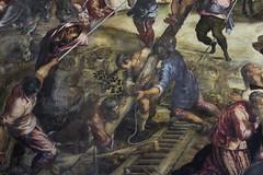 """La Crucifixion"", 1565, Le Tintoret, salle de l'Albergo, Scuola Grande di San Rocco, sestiere de San Polo, Venise, Vénétie, Italie (byb64) Tags: sanpolo frari venise venezia venice venedig venexia venecia vénétie veneto venetien italie italy italia italien europe eu europa ue unesco unescoworldheritagesite ville ciudad city town citta sanrocco scuolagrandedisanrocco saintroch tintoret tintoretto xvie 16th renaissance renacimiento rinascimento maniérisme manierismo mannerism écolevénitienne венеция италия скуоласанрокко crucifixion crossifissione kreuzigung crucifixión распятиеиисусахриста распятие jesus christ cristo тинторетто"