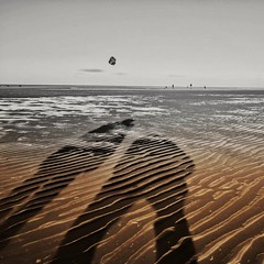 Shadow sands (paul_taberner_photography) Tags: ainsdale shadows ripples