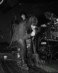 Prohibido, Black Water, Bar, Portland, OR, 1-12-2019 (convertido) Tags: prohibido eteraz frenzy rigorous institution black water bar portland oregon olympia washington pdx pacnw punk hc noise metal crust synth dbeat live music show concert photography photo white january 2019