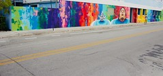 Compass Wall Art (LarryJay99 ) Tags: compassphotoclub florida grafitti lakeworth murals publicart streets urbanart urbancolor urbanite wallart walls urban views urbanviews streetart streetscapes linear