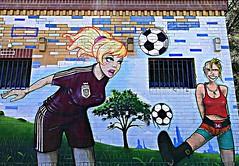 Berlin 2018.06.07. Mural 138.8 - FC Kreuzberg - 2014 (Rainer Pidun) Tags: mural streetart urbanart publicart berlin