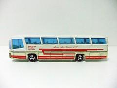 AUTOCAR NEOPLAN Nº 373 - MAJORETTE (RMJ68) Tags: neoplan autocar bus autobus coach majorette diecast coches cars juguete toy 187 scale barcelona solsona andorra lleida lerida alsina graells de auto transportes jetliner