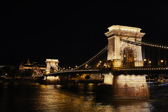 Széchenyi Chain Bridge (abhishek.verma55) Tags: széchenyichainbridge night ©abhishekverma buda budapest hungary eurotrip travelphotography travel pest chainbridge europe landmark monument lights illuminated photography river flickr travelphotos city cityscape bridge famous famousmonuments danube unescoworldheritage worldheritage unesco beautiful nightphotography nightscape dreamvacation evening exploration explore famousplaces fujifilmxt20 landscapes outdoor outside outdoors old historical scenic scenery scene urban urbanlandscape vacation view wanderlust traveller