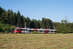 wb_120819_03 (Prefektionist) Tags: 4024 4024129 50mmf14d austria bahn bombardier d700 eisenbahn europe niederösterreich nikon oebb pressbaum rail railroad railway talent train trains westbahn öbb österreich
