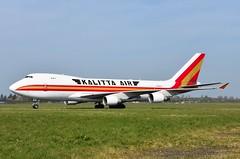 N706CK B747 4B5F Kalitta Air (corrydave) Tags: 27073 b747 b747f b747400 b747400f kalitta shannon n706ck kalittaair