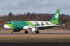 Airbus A320-214 EI-DEO Aer Lingus (Mark McEwan) Tags: airbus a320 a320214 eideo aerlingus edi edinburghairport edinburgh aviation aircraft airplane airliner greenspirit irishrfu irfu stsebastian