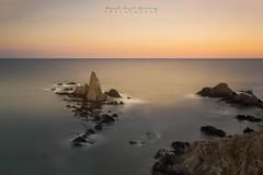 Arrecife de las Sirenas (Miguel Ángel Giménez-Murcianico) Tags: cabo de gata almeria sirenas arrecife atardecer sunset filtros