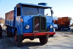 FBW - Franz Brozincevic (Fahrzeughersteller) (walter 7.8.1956) Tags: lastwagen blau