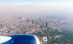 Landing in Mexico City (ruifo) Tags: nikon d810 nikkor afs 24120mm f4g ed vr mexico city ciudad méxico cdmx df landing pouso pousando aterisagem aterrizaje urban aereo aéreo aerea aérea aerial cidade urbano cityscape skyscraper skyline landscape paisagem paisaje paseo reforma