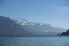 La Tournette @ Jardins de l'Europe @ Lake Annecy (*_*) Tags: winter hiver 2019 february europe france hautesavoie 74 annecy savoie lacdannecy lakeannecy