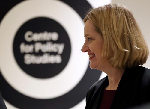 Amber Rudd - CPS New Generation Launch
