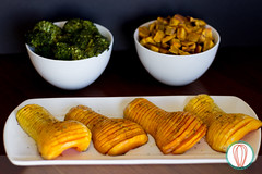 Meal Prep Roasted Vegetables (twofoodies) Tags: vegetables roasted broccoli sweetpotato butternutsquash healthy mealprep